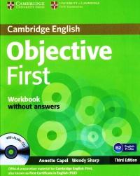 Objective FCE WB no ans +D